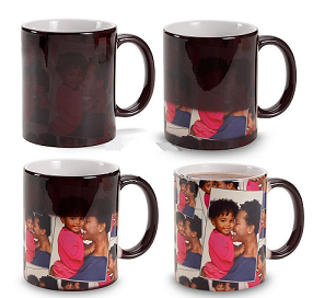Promotional Colour Change Can Mug