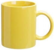 Can Mugs Yellow