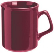 Personalised Flare Mugs Maroon