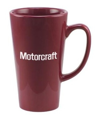 Promotional Tower Mugs Maroon