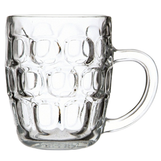 History of the Dimpled Mug