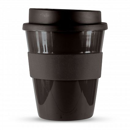 Black Express Coffee Promotional Mugs