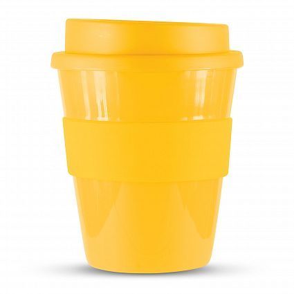 Yellow Express Coffee Promotional Mugs