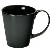 Curlz Promotional Coffee Mug Black