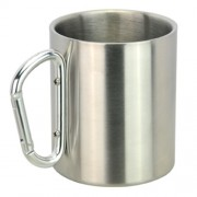 Bravo Stainless Steel Mug